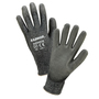 RADNOR® Medium 13 Gauge Glass, High Performance Polyethylene And Nylon Cut Resistant Gloves With Polyurethane Coating