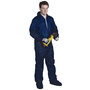 Radnor® 2X Blue Polypropylene Disposable Coveralls