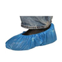 Radnor® X-Large Blue Polyethylene Disposable Shoe Cover