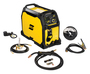 ESAB® Rebel™ EM 235ic MIG Welder, 120 - 230 Volt Single Phase 53 lb
