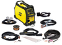ESAB® Rebel™ EMP 215ic MIG Welder, 120 - 230 Volt  230 Amp Single Phase 40 lb