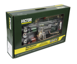 Victor® Performer AF 540/510LP Edge 2.0 Medium Duty Propane Cutting/Heating/Welding Outfit CGA 510LP