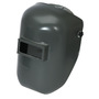 Honeywell Tigerhood™ Classic 910 Gray Noryl® Thermoplastic Fixed Front Welding Helmet With 2