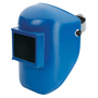 Honeywell Tigerhood™ Classic 990 Blue Noryl® Thermoplastic Fixed Front Welding Helmet With 4 1/2