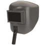 Honeywell Tigerhood™ Classic 998 Gray Noryl® Thermoplastic Fixed Front Welding Helmet With 4 1/2