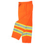 Radians, Inc. Medium - Large/Medium/Large Hi-Viz Orange RadWear™ 100% Polyester Mesh/Polyester Tricot Pants