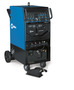Miller® Syncrowave® 250 DX TIGRunner™ 3X TIG Welder, 200/230/460 Volt With Coolmate™ 3x Cooler, Running Gear And RFCS-14 HD Remote Foot Control (Completely Assembled)