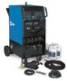 Miller® Syncrowave® 250 DX TIG Welder, 200/230/460 Volt With Coolmate™ 3x Cooler, Coolant, Running Gear, Remote Foot Control, Weldcraft® WP20 Water Cooled Torch Kit With 25' Cable, 15' Work Cable With Clamp, 10' Gas Hose, Regulator/Flow meter, Cable Cover And Torch Accessory Kit (Complete Assembly)