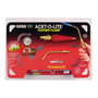 Goss® Acet-O-Lite Air/Acetylene No. 6.5 Torch Kit With Feather Flame Tip