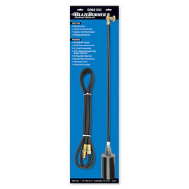 Goss® Blazeburner Propane No. 32 Torch Kit With Excess Flow Adapter Hose