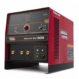 Lincoln Electric® Idealarc® CV305 MIG Welder Power Source, 208/230/460 Volt