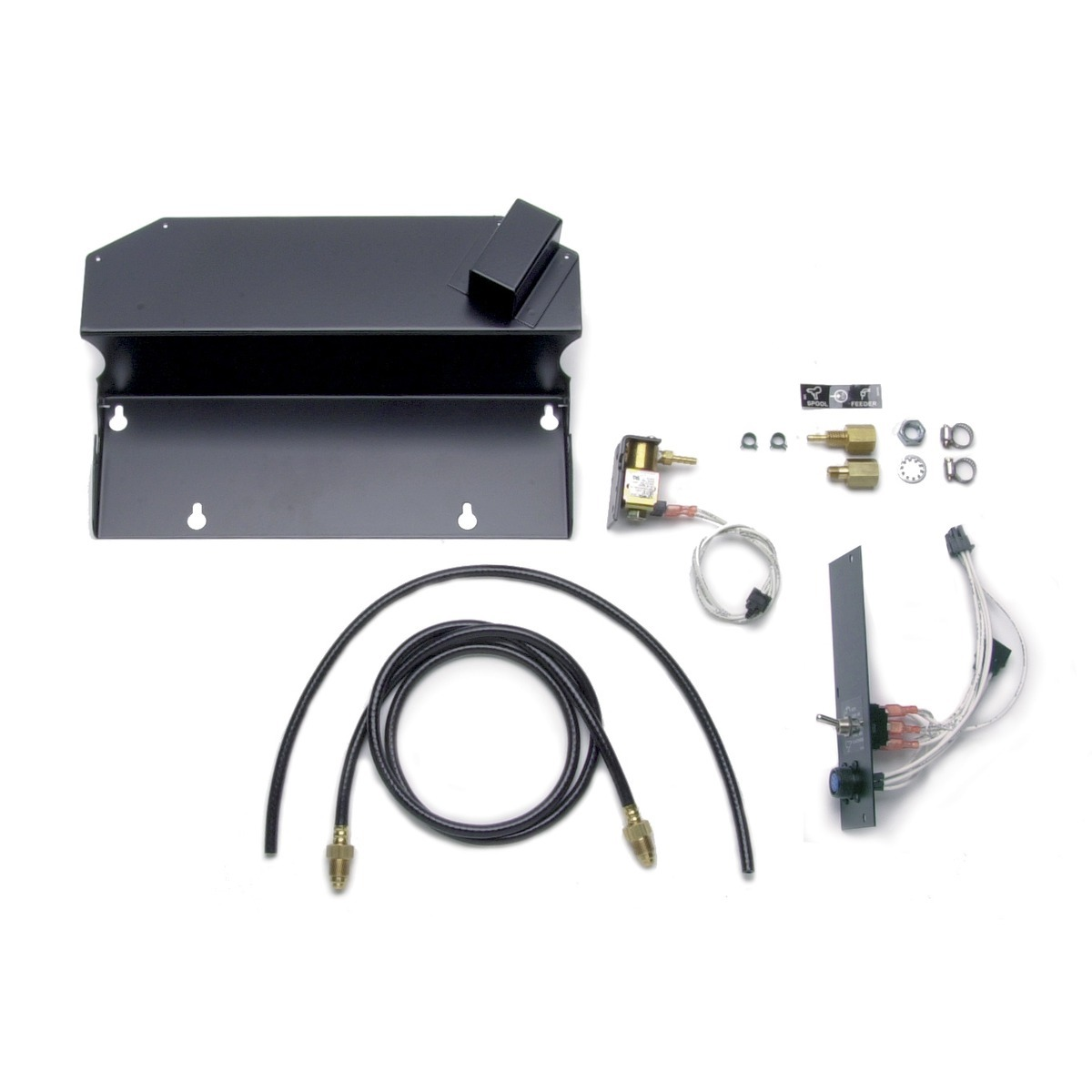 Airgas Lincoln Wiring Harness Electric Adapter Kit For Use With Magnum 250lx And Power Mig Spool
