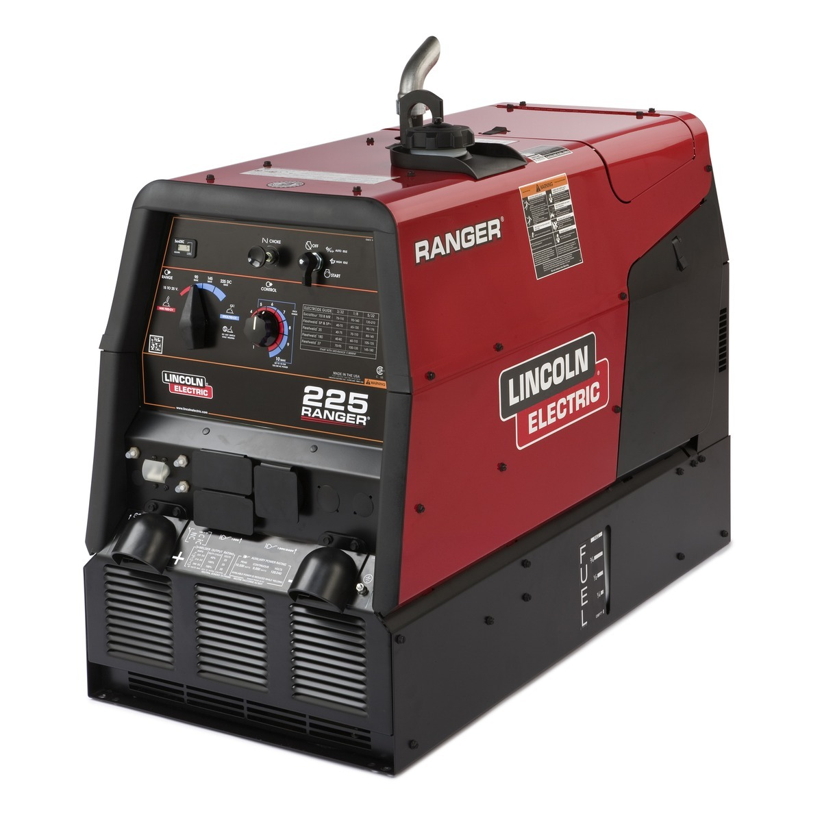 Lincoln Electric Ranger Engine Driven Welder With 23 Hp Kohler Gas