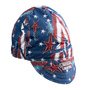 Lincoln Electric® Red, White And Blue All American™ 100% Cotton Welder's Cap