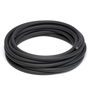 RADNOR® #2 Black Flex-A-Prene® Pre-Assembled Whip Assembly Welding Cable 12' HD Shrink Pack With (2) 1-MPC Male Connector And PA-532 Connector