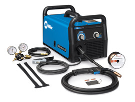 Miller® Millermatic® 141 MIG Welder, 120 Volt 40 Amps At 16 Volts 140 Single Phase 51 lb