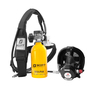 3M™ Scott™ 2216 psig Ska-Pak Plus Supplied Air Respirator And Escape Cylinder With Padded Harness And Hansen Fitting (Facepiece And Case Sold Separately)