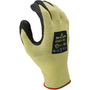 SHOWA™ Medium 4561 15 Gauge DuPont™ Kevlar® Seamless Knit Cut Resistant Gloves With Zorb-IT® Foam Nitrile Coated Palm