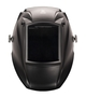 MSA Miller® 10177019 Black Welding Helmet With 16 sq. in Fixed Shade 10 Auto Darkening Lens