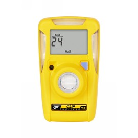 BW Technologies by Honeywell BW Clip™ Portable Hydrogen Sulfide Monitor