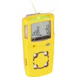 BW Technologies by Honeywell GasAlertMicroClip X3 Portable Combustible Gases, Oxygen And Carbon Monoxide Monitor
