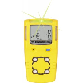 BW Technologies by Honeywell MicroClipXL™ Portable Combustible Gases, Oxygen, Hydrogen Sulfide And Carbon Monoxide Monitor