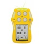 BW Technologies by Honeywell GasAlertQuattro Portable Combustible Gases, Oxygen, Hydrogen Sulfide And Carbon Monoxide Monitor