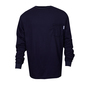 National Safety Apparel® X-Large Navy TrueComfort® 8.9 cal/cm² Flame Resistant Long Sleeve T-Shirt