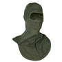 National Safety Apparel® One Size Fits Most Olive Green OPF Para-Aramid 26 cal/cm² Flame Resistant Balaclava