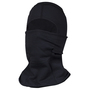 National Safety Apparel® One Size Fits Most Black Polar Grid Fleece 15  cal/cm² Flame Resistant Balaclava
