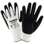 RADNOR® Medium 13 Gauge High Performance Polyethylene And Nylon Cut Resistant Gloves With Foam Nitrile Coated Palm And Fingertips