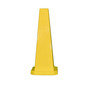 Cortina Safety Products Yellow Polypropylene Floor Cone