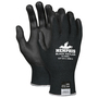 MCR Safety® Medium Cut Pro™ 13 Gauge DuPont™ Kevlar® Cut Resistant Gloves With Foam Nitrile Coated Palm