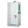 Haws® AXION® MSR Booth Enclosed Shower Eye Wash Station