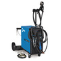 Miller® Millermatic® 252 MIG Welder, 200 V 200 Amps At 28 Volt At 60% Duty Cycle Single Phase 207 lb