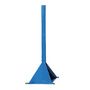 Miller® 6' Pipe Post With Base (For Use With 75 Series Swingarc™ Boom-Mounted Wire Feeder)