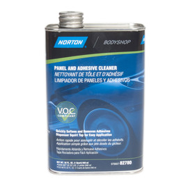 Norton® 1 Quart Can Clear Universal Adhesive Solvent