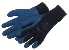 Tillman™ Large Navy Acrylic And Laytex Acrylic Lined Cold Weather Gloves