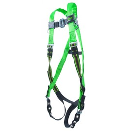 Miller DuraFlex Python Universal Full Body Harness on white background