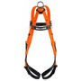 Miller® Titan™ II 3X Non-Stretch Full Body Harness