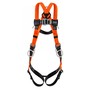 Miller® Titan™ II Universal Non-Stretch Full Body Harness