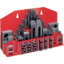 JET® CK-38 Steel Self-Centering Jaws Clamping Kit With Tray
