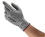 Ansell Size 7 HyFlex® 15 Gauge INTERCEPT™ Technology Cut Resistant Gloves With Polyurethane Coated Palm