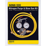 Goss® CGA-580 Nitrogen Purge Regulator 450 psi With Blow Gun