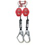 Miller® 6' Twin Turbo™ Fall Protection System