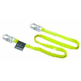 Miller 6' Manyard II Shock Absorbing Lanyard on white background