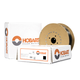 .045 inch HOBART Metal Core Carbon Steel Tubular Welding Wire