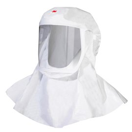 3M™ Medium - Large Polypropylene Versaflo™ S-Series Hood With Head Suspension(Availability restrictions apply.)
