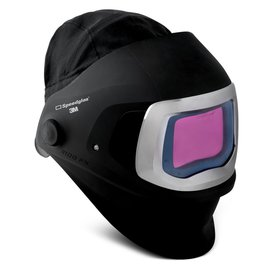 3M™ Speedglas™ Black Welding Helmet With 8