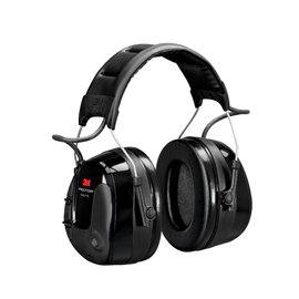 3M™ PELTOR™ Black Headband Communication Headset